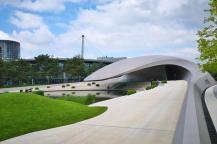 Der Porsche-Pavillon