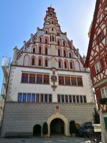 Das Alte Rathaus von Bad Waldsee