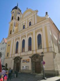 Die Dreifaltigkeitskirche