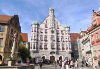 Das Alte Rathaus von Memmingen