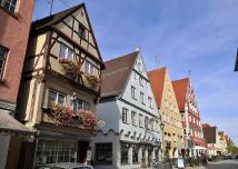 Häuser auf der Kalchstraße