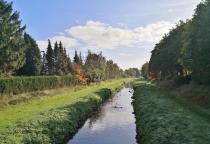 Der Flutgraben von Nieuwstadt