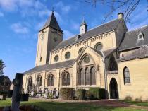 Dorfkirche in Nieuwstadt