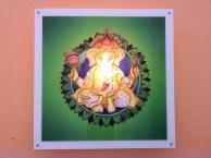 Der Elefantengott Ganesha