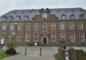Zugang zum Kloster