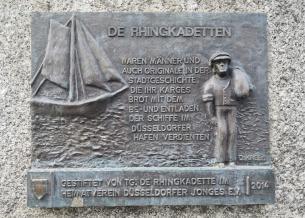 Denkmal für die Hafenleute
