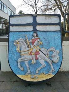 Jan-van-Werth, Reitergeneral des 30. jährigen Krieges, geboren in Büttgen