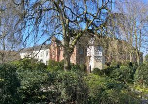 Das ehemalige Kloster Eppinghoven