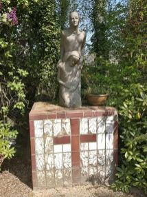 Gedenkstein an der Niersquelle