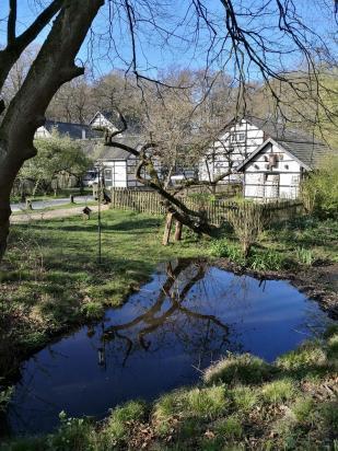 Zugang zum Haus Wildenrath
