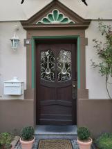 Hübsche Haustür in Altena