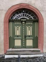 Die Türen von Dillenburg