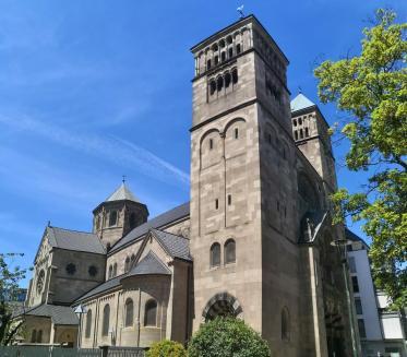 St. Adolfus Kirche in Pempelfort