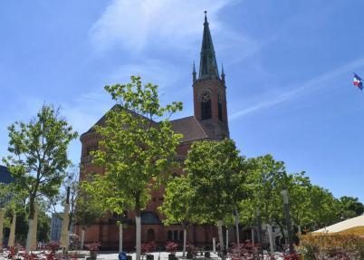 Johanneskirche am Martin-Luther-Platz