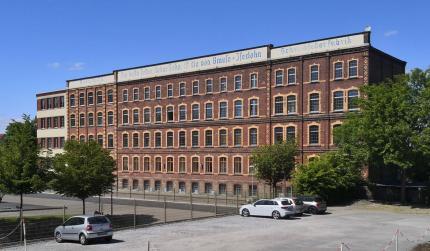 Ehemalige Schreibfederfabrik