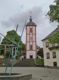 Kunst vor der Nikolaikirche