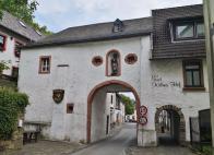 Das Georgstor, Zugang zur historischen Altstadt