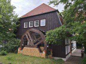 Alte Mühle vor dem Stargarder Tor