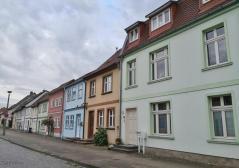 Stadthäuser aus der Biedermeierzeit