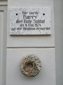 Erinnerung an ermordete Rotfrontkämpfer der Aufstände von 1924