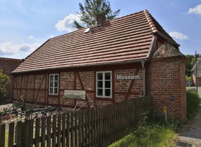 Museumsgebäde am Kloster Sonnenkamp