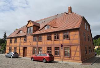 Alte Mühle an der Schleuse