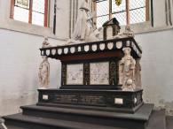 Das Grabmal von Christoph von Mecklenburg