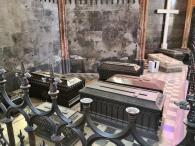 Epitaphien mehrerer mecklenburgischer Herzöge und deren Angehörige im Chorraum hinter dem Altar