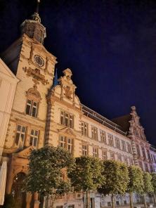 Die Alte Post in der Mecklenburgstraße