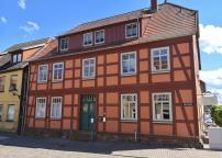 Fachwerkhaus an der Fischerstraße