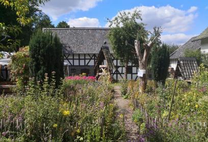 Bauern-Gärten im Museumsdorf