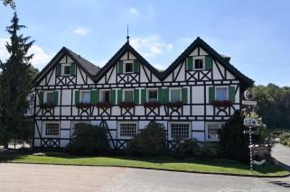 Romantik-Hotel an der Landwehr bei Wiescheid