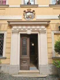 Portal am Unteren Schloss