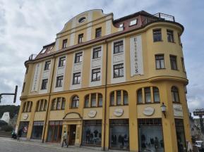 Patrizierhaus in der Altstadt