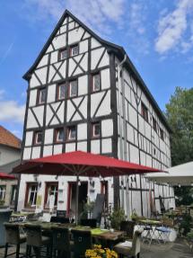 Viele hübsche Restaurants gibt es in der Altstadt