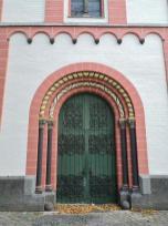 Portal der Propsteikirche