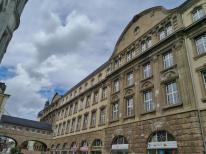 Westflügel des Neuen Rathaus