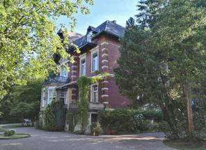 Villa der Eigentümerfamilie Reusch des Hammerwerks