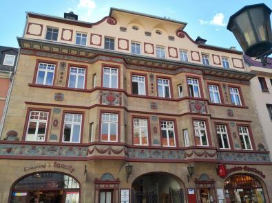 Prächtiges Patrizierhaus in Marktnähe