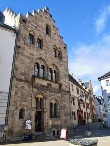Die heutige Marktapotheke war im Mittelalter erster Sitz des Stadtvogts