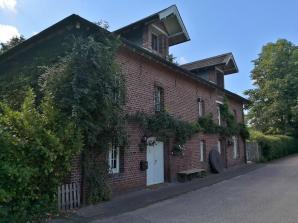 Früher Mühlengebäude, heute Wohnhaus