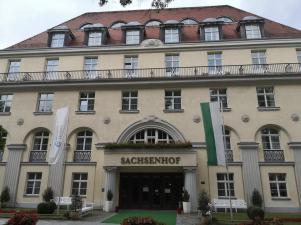 Historisches Hotel am Theaterplatz: Der Sachsenhof