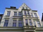 Hübsche Hausfasseden in Alt-Gerresheim