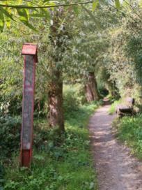 Unterwegs im Osterholz