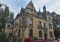 Prächtige Villa am Schwanenteich