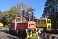 Eisenbahngeschichte im Dornröschchenschlaf
