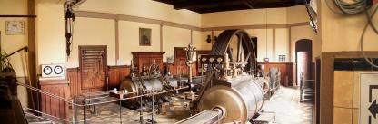 Von 1891: Die größte Dampfmaschine des Bergischen Landes mit 300 PS (Foto Frank Vincentz / Marku1988 | http://commons.wikimedia.org | Lizenz: CC BY-SA 3.0 DE)