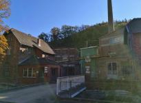 Papierfabrik am Ausgang des Kalltals