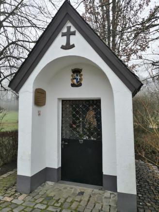 Marienkapelle am Pilgerweg zur Cornelius-Kapelle