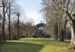 Villa der Industriellenfamilie Harkort im Wald am Gut Schede